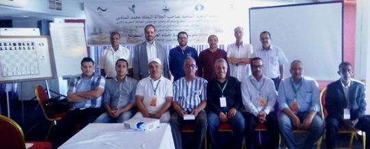 FIDE Arbiters' Seminar in Agadir, Morocco
