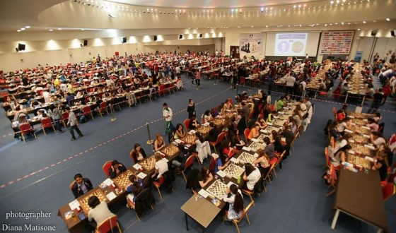 FIDE World Youth & Cadets Championship 2015 - Round 4