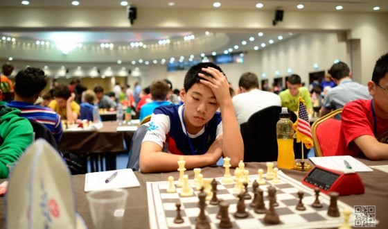 FIDE World Youth & Cadets Championship 2015 - Round 5