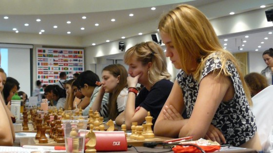 FIDE World Youth & Cadets Championship - Round 2