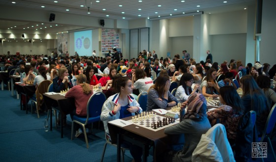 FIDE World Youth & Cadets Championship started in Porto Carras