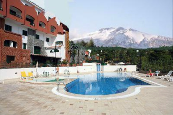 Hotel Biancaneve in Nicolosi