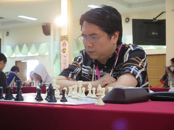 Nakvanich Sahapol - Tournament Director & Player
