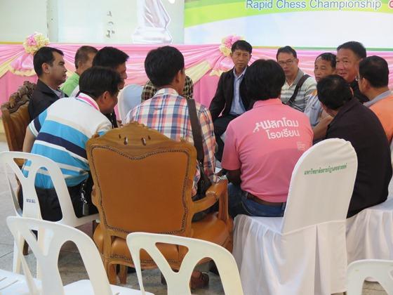 Teachers Dialogue on Chess in Schools & Talent Development