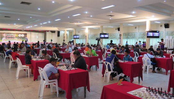 Thailand Open Rapid Chess Championship 2015