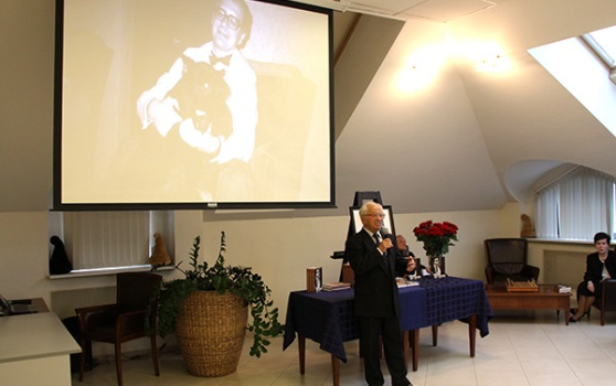 Tribute to Yury Razuvaev