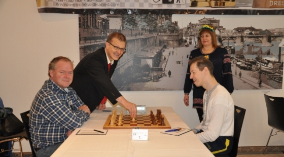 World Chess Championship 2015 for the Disabled