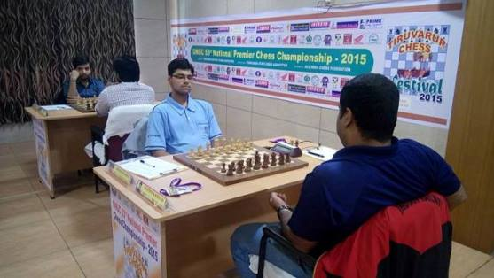 53rd India National Premier Chess Championship - Round 12