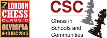 Chess Pro-Biz Cup 2015 part of 7th London Chess Classic