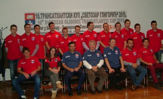 10th Annual Svetozar Gligoric Transatlantic Cup