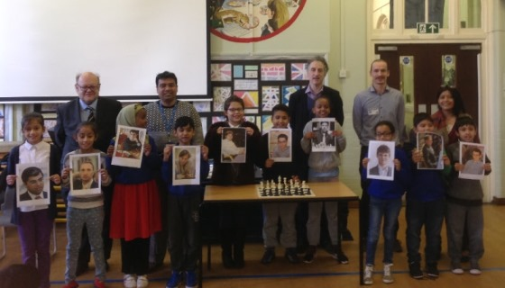 Draw for London Chess Classic published