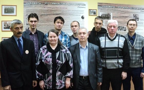 FIDE Arbiters' Seminar in Barnaul, Russia