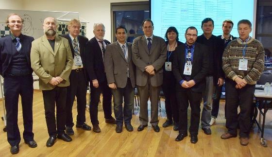 FIDE Arbiters' Seminar in Reykjavik, Iceland