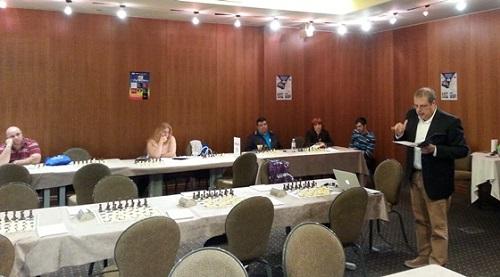 FIDE Seminar for International Organizers in Porto Carras, Greece