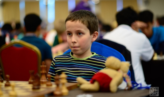 FIDE World Youth & Cadets Championship 2015 - Round 7
