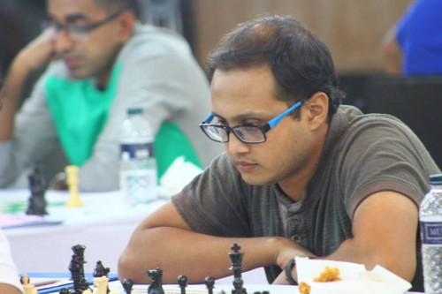 Round 1: IM Mohammad Minhaz Uddin