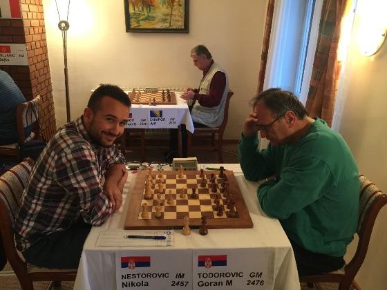 Nikola Nestorovic - Goran Todorovic