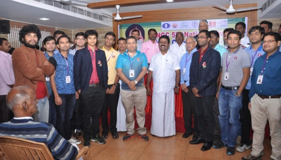 ONGC 53rd National Premier Chess Championship