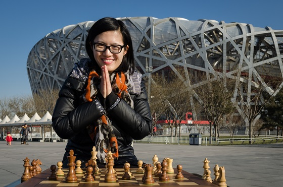 Premium Chess is actively involved in supporting women chess, currently sponsoring the reigning Women Champion, Hou Yifan
