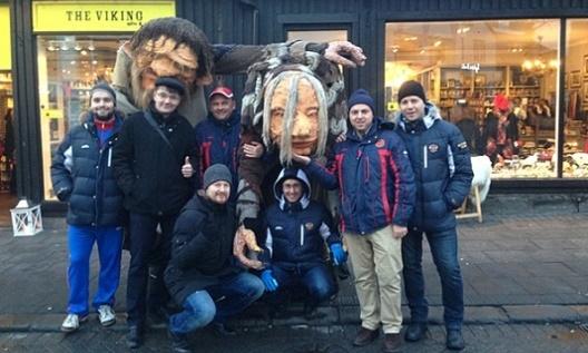 Russia dominates European Team Chess Championships in Reykjavik