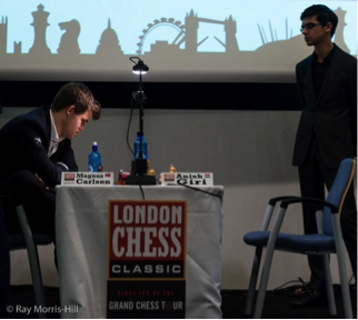 Anish Giri maintains his unbeaten record (both in the GCT and against Carlsen!)