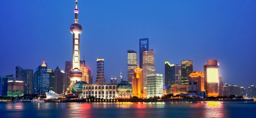 Shanghai, the location for the Match of Friendship 2015