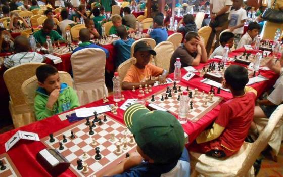 African Youth Chess Championship 2015