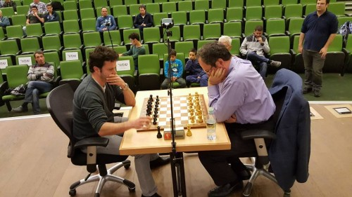 Semifinal Gelfand - Bacrot
