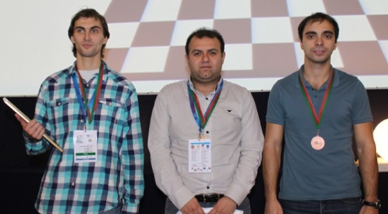 European Blitz Chess Championship 2015