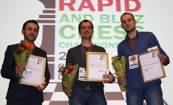 European Rapid Chess Championship 2015