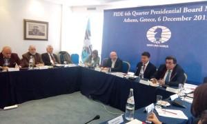 FIDE board meeting