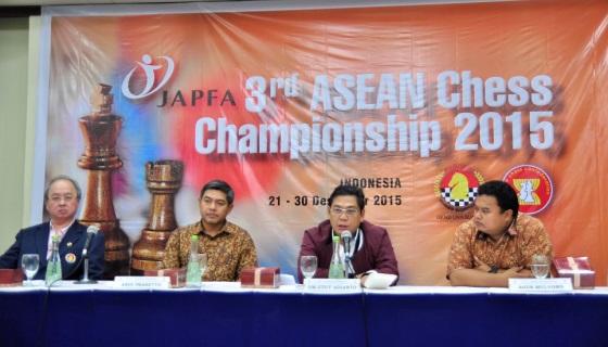 JAPFA ASEAN Chess Championships 2015