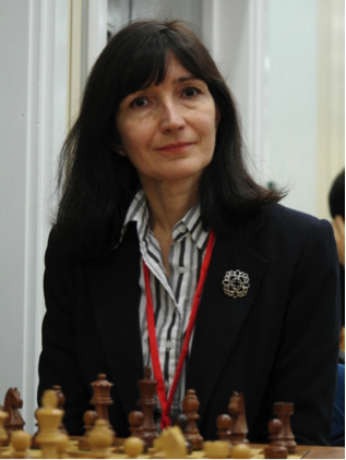 Ketevan Arakhamia-Grant is one of the leaders of the Super Rapidplay