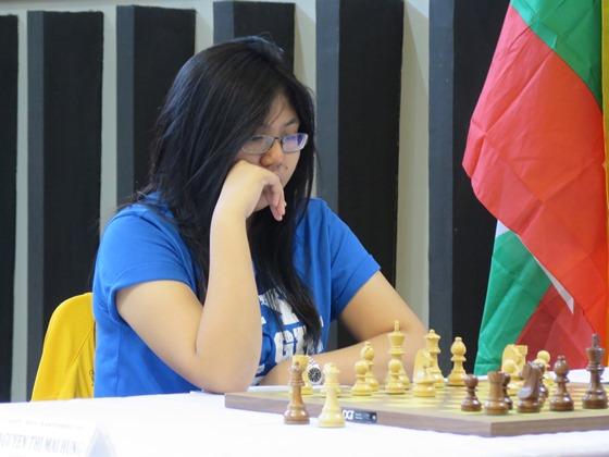 Leader Shania Mae Mendoza