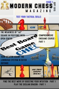 Modern Chess issue 1
