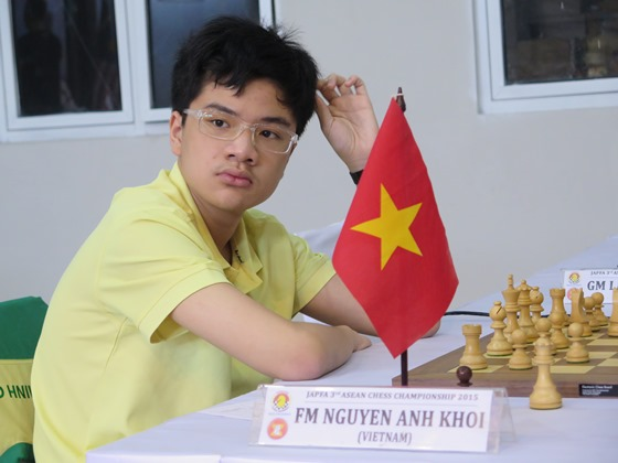 Nguyen Anh Khoi