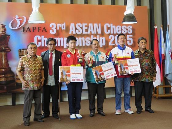 Open Winners