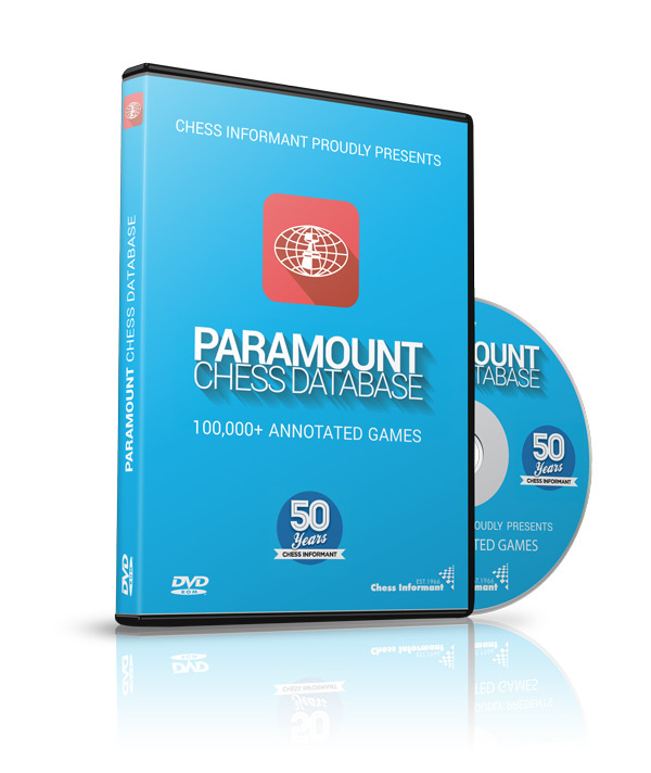 Paramount Chess Database Special Offer 2 Chessdom
