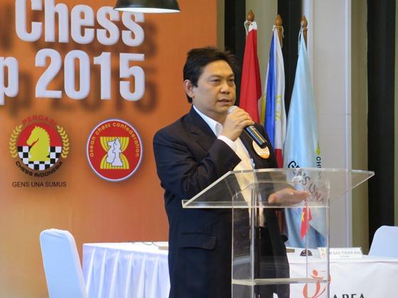 Senator GM Utut Adianto