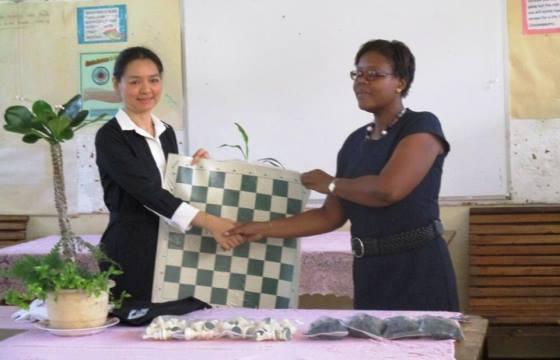 Zhu Chen historic visit inspires Africa 1