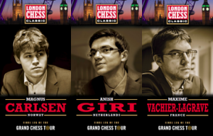 London Chess Classics Playoff