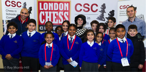 One of the schools participating in the CSC activities