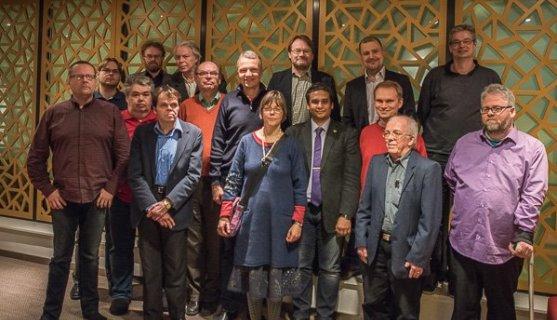 FIDE Arbiters' Seminar in Stockholm, Sweden