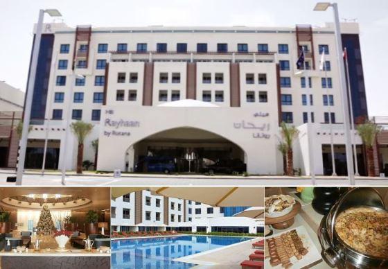 Hotel Hilli Rotana