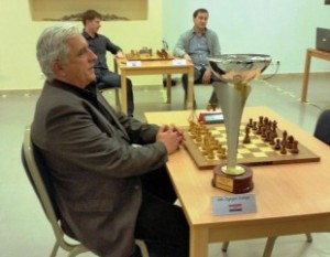 GM Zdenko Kozul (photo credit: Croatian chess federation)