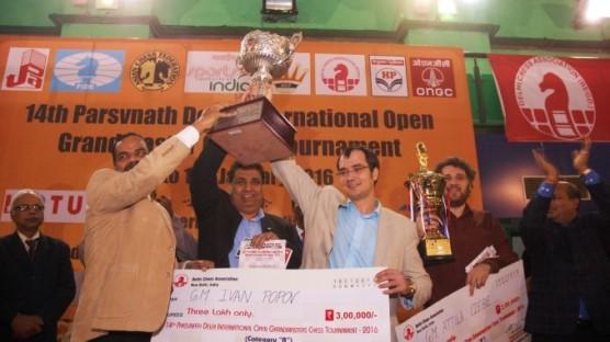 Winner in Category A Ivan Popov