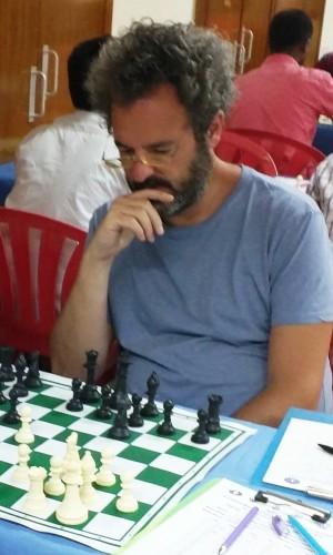 Grandmaster Alberto David (Italy)