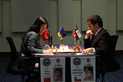 Bicontinental Chess Match 7