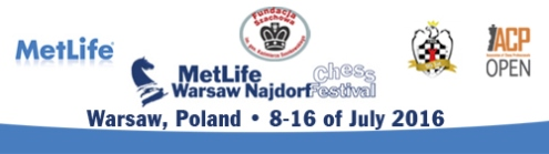 Najdorf Chess Festival 2016