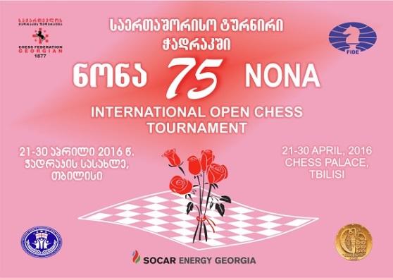 Nona -75th anniversary